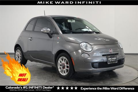 Pre-Owned 2013 FIAT 500 Pop