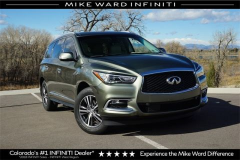 Pre-Owned 2016 INFINITI QX60 DRIVERS ASSIST
