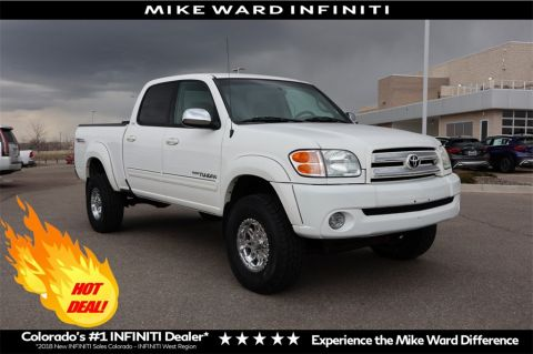 Pre-Owned 2004 Toyota Tundra SR5