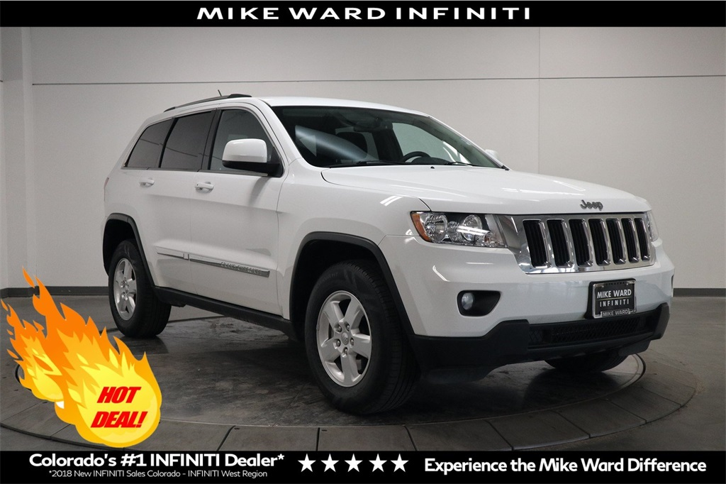 pre-owned 2013 jeep grand cherokee laredo 4d sport utility in