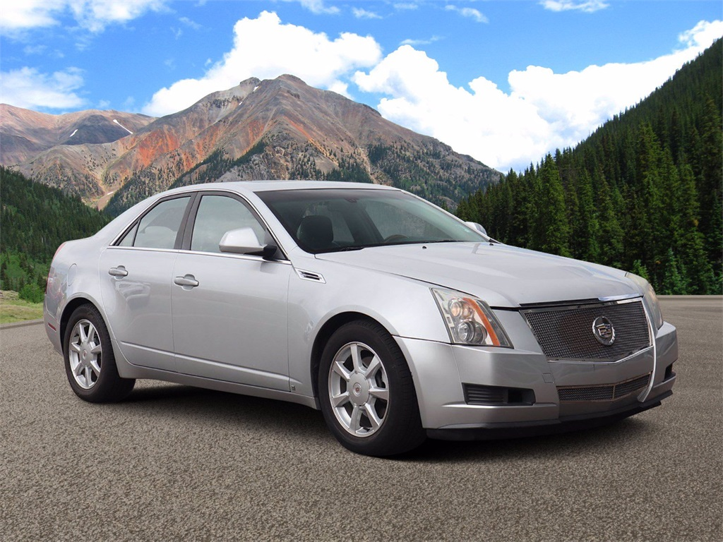Pre-Owned 2009 Cadillac CTS 4D Sedan in Highlands Ranch # ...