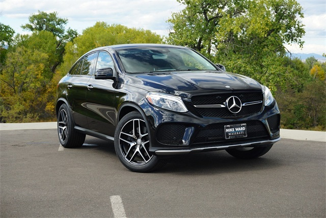 pre-owned 2016 mercedes-benz gle gle 450 4d sport utility in