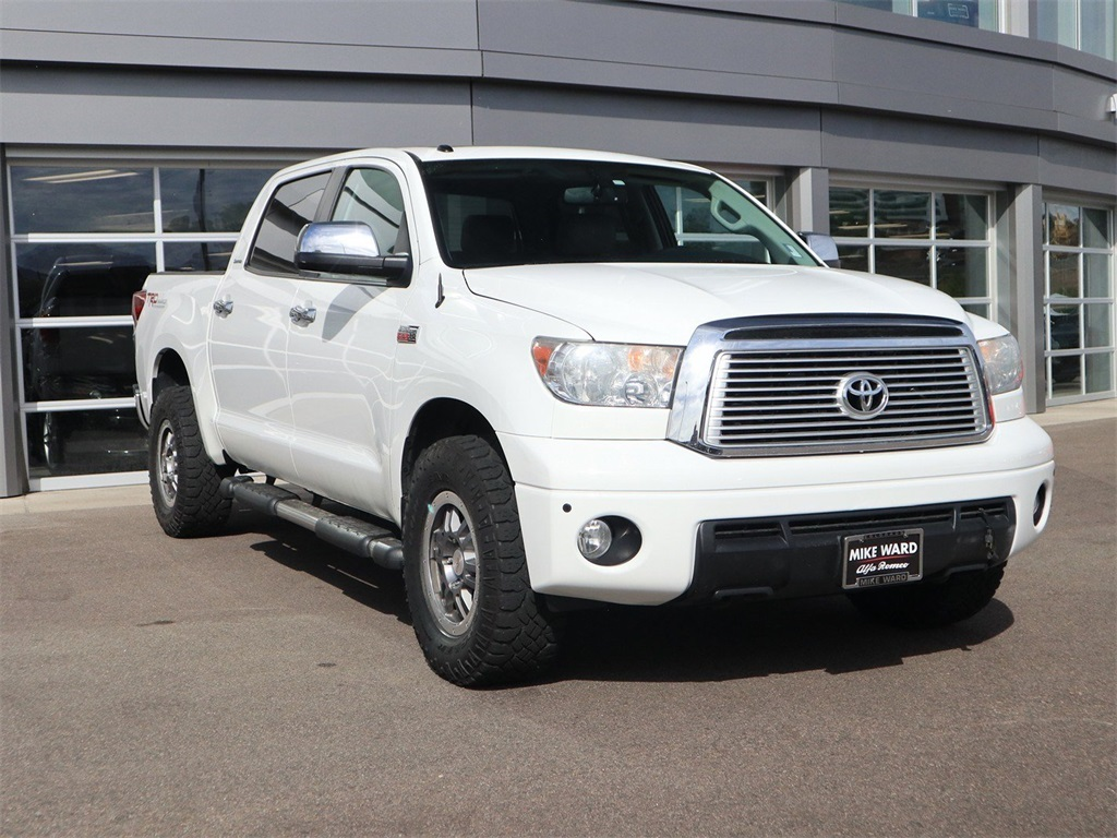 Pre-Owned 2013 Toyota Tundra