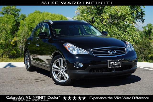 Pre Owned 2015 Infiniti Qx50 Journey 4d Sport Utility In Highlands