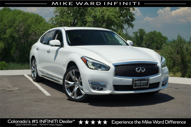 Pre Owned 2015 Infiniti Q70l 37x 4d Sedan In Highlands Ranch P6835