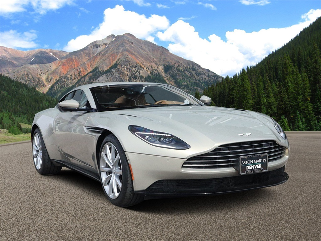 Pre-Owned 2019 Aston Martin DB11 Coupe