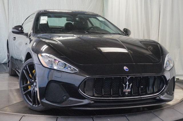 Awesome New 2018 Maserati GranTurismo Sport