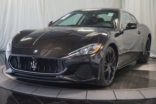 New 2018 Maserati GranTurismo Sport 2D Coupe in Highlands ...