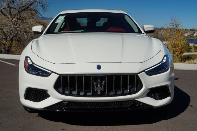 New 2018 Maserati Ghibli S Q4 GranSport 4D Sedan in ...