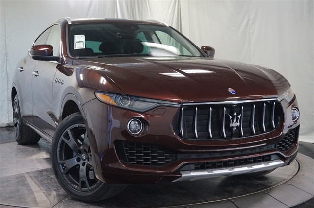 New 2018 Maserati Levante S 4D Sport Utility in Highlands Ranch ...