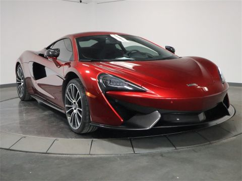 Pre-Owned 2017 McLaren 570S Coupe