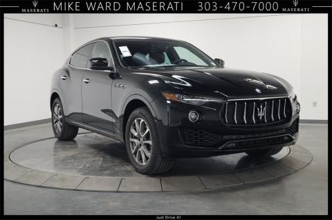 New 2019 Maserati Levante AWD